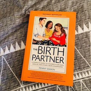 The Birth partner book new